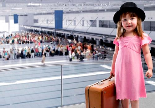 Изменился порядок выезда детей за границу