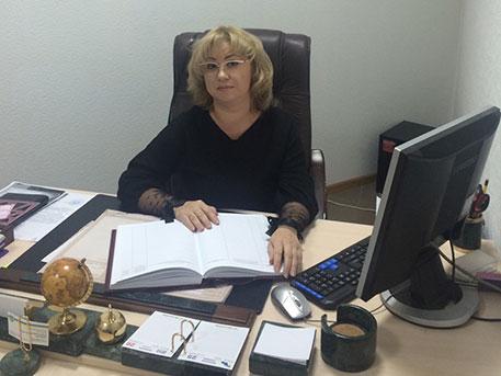 нотариус Трач Анна Николаевна